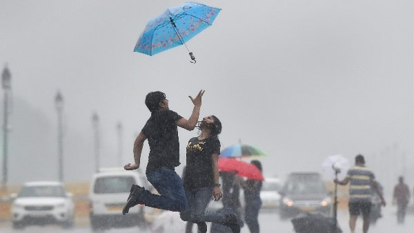 Good News Possibility For Rain Today In Delhi And Ncr
