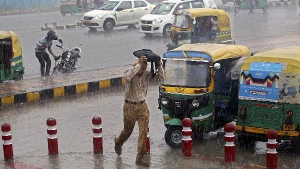 Imd S Heavy Rain Alert In 27 District In 24 Hours