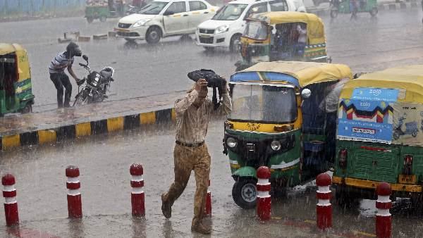 These 15 States On Alert Heavy Rain Will Hit On 8th To 11th July