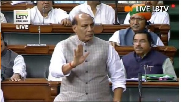 Not Only On Kashmir With Pakistan Pok Will Also Be Discussed Says Rajnath Singh