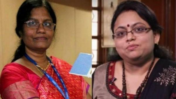 આ બે મહિલા વૈજ્ઞાનિકોના હાથમાં હતી ચંદ્રયાન-2ના લૉન્ચની કમાન
