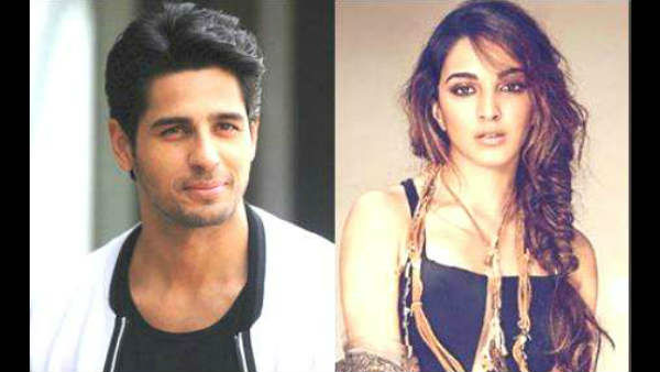 Sidharth Malhotra Is Dating Kiara Advani