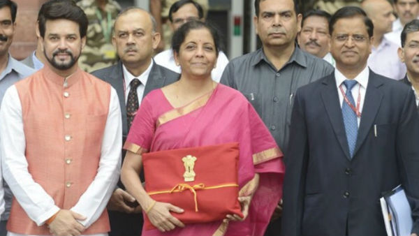 Union Budget 2019 No Briefcase Just A Bag Nirmala Sitharaman Bucks A Budget Trend Why