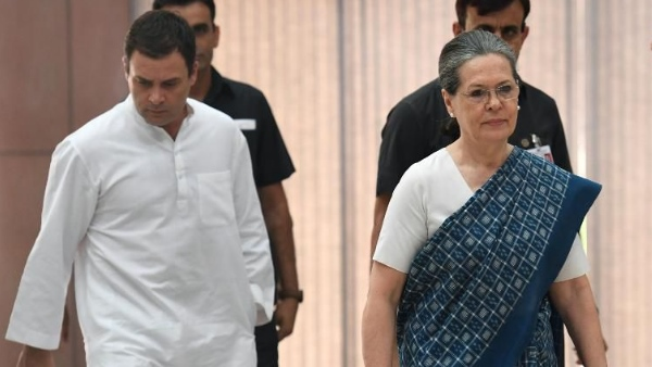 Congress Asks Sonia Gandhi To Be Temporary Chief She Says No