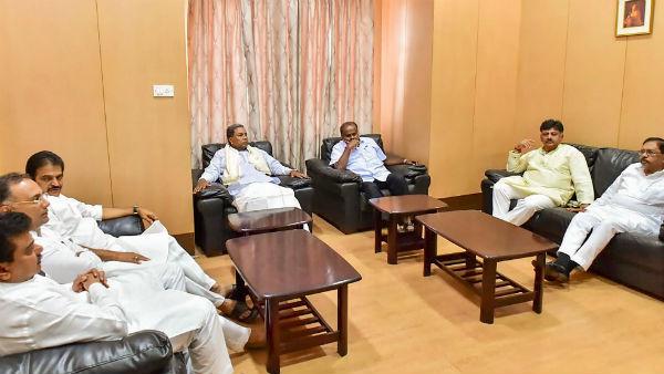 Karnataka Crisis All Eyes On The Speaker Congress Jds Bjp
