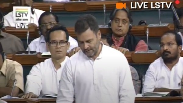 Rahul Gandhi Raised The Issue Of Farmer And Their Debt In Loksabha
