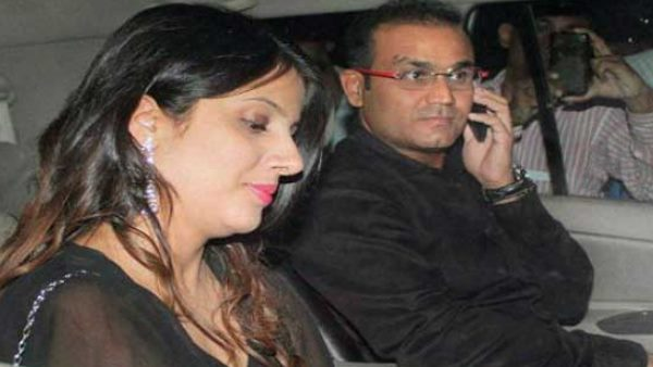 Virender Sehwag Wife Aarti Filed Complaint Against Her Business Partner