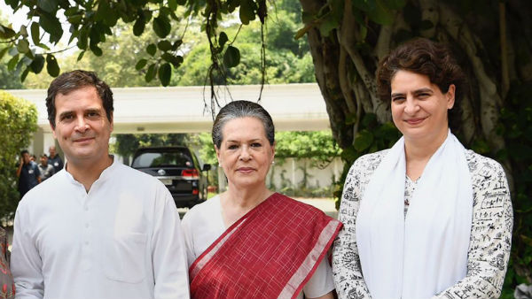 Congress Working Committee Meet To Decide New President Of The Party Withour Gandhis