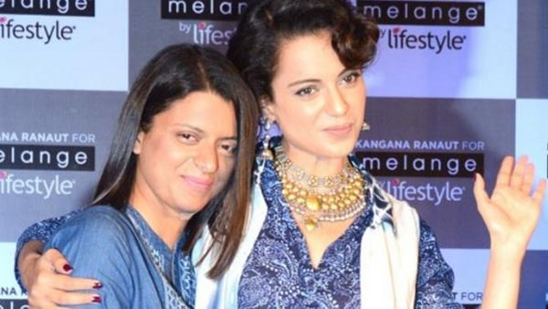 Kangana Ranaut Sister Rangoli On Entertainment Journalists Guild Apology Demand