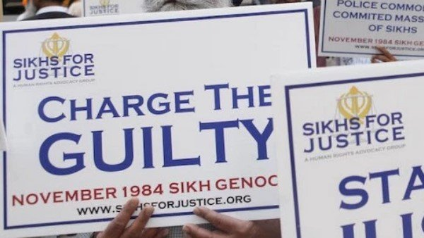 Union Cabinet Has Declared Sikhs For Justice Sfj As An Unlawful Association