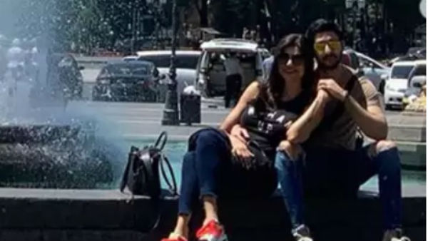 Sushmita Sen Posted Her Romantic Pictures With Beau Rohman Shawl Currently Holidaying In Armenia