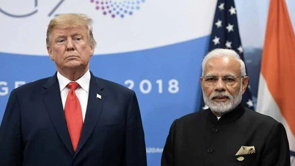 Indian Govt Rejects Us President S Claim That Pm Modi Asked Trump To Mediate On Kashmir