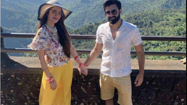 Tmc Mp Nusrat Jehan Enjoys Honeymoon With Businessman Husband Nikhil Jain View Pics