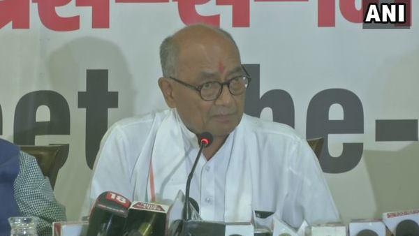 Digvijaya Singh Spoke On The Pulwama Attack The Questioner