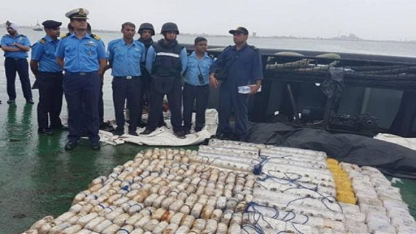 Gujarat Ats Caught Total 7 Thousand Crores Worth Drugs