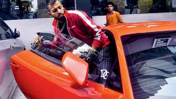 Did Hardik Pandya Baught New Lamborghini Know About The Car