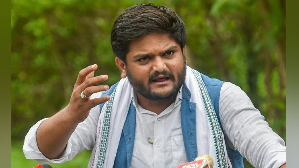 Hardik Patel Supported The Modi Government On Article