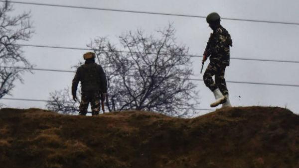 Jammu Kashmir Indian Army Foils Major Infiltration Bid In Macchal Sector