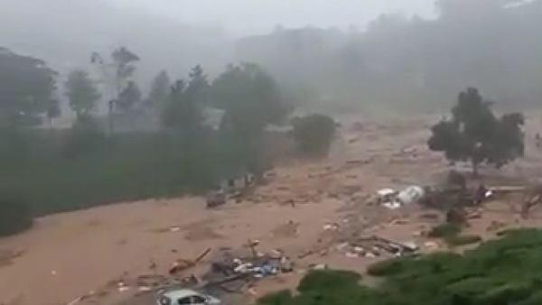 Heavy Rain In Kerala Landslides In Wayanad 40 Persons Missing