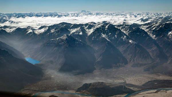Pakistan Is Setting Fighter Jets Near Ladakh