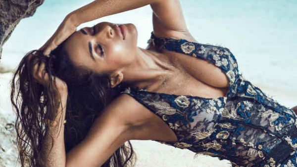 Malaika Arora Set Fire To Boldness In The Midst Of Water