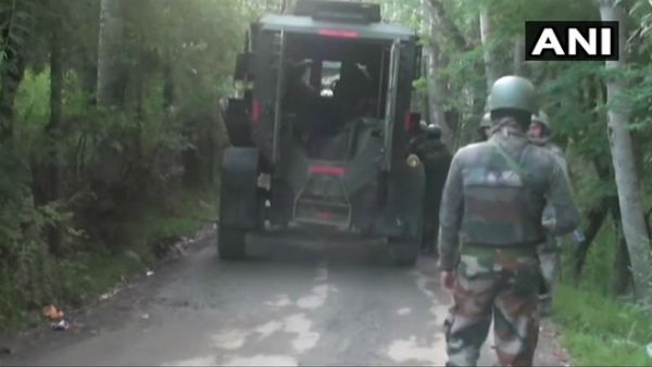 Encounter Between Army And Militants In Jammu And Kashmir Shopian