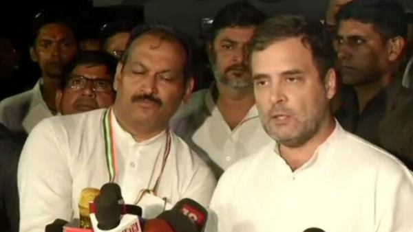 Rahul Gandhi Says Things In Jammu Kashmir Are Very Bad Reports Of Violence