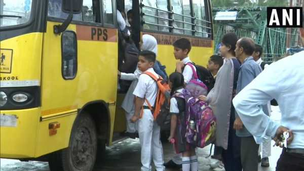 Jammu Kashmir Schools Reopen But Record Low Student Turnout
