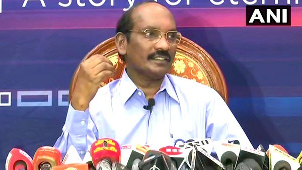 Chandrayaan 2 Enters Into The Moon S Orbit Isro Chief