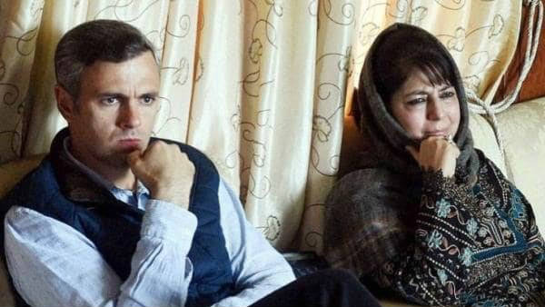In Detention Omar Abdullah Giving Time To Video Games Gym And Mehbooba Praying
