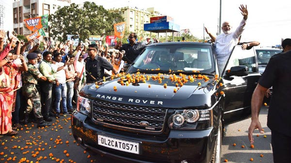 The President Of India And The Prime Minister Use These Luxury Cars