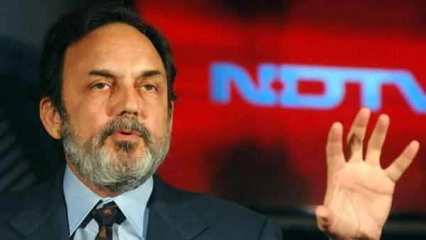 Ndtv Co Founders Prannoy And Radhika Roy Were Stopped From Flying Abroad At Mumbai Airport