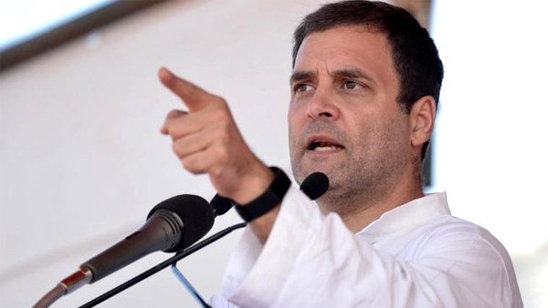 Rahul Gandhi Broke The Silence About Article 370 Revoked