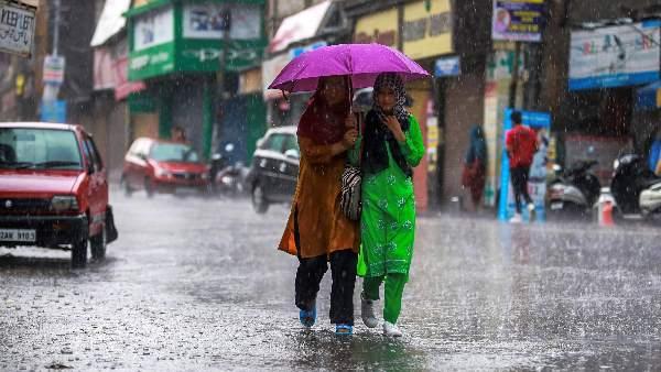 દિલ્હી-એનસીઆર સહિત આ 7 રાજ્યોમાં ભારે વરસાદનું અલર્ટ