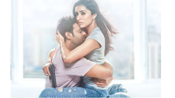 Poster Of Saaho Film Went Viral Love Chemistry Of Prabhash And Shradhdha Kapoor