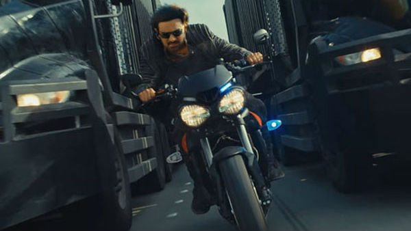 Saaho Movie Review Weak Story But Strong Prabhas Stunts