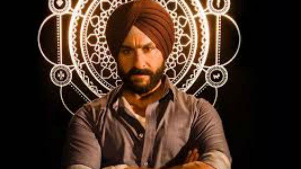 Controversy Over Sacred Games 2 Saif Ali Khan Throw Kara Mla Threatens Legal Action