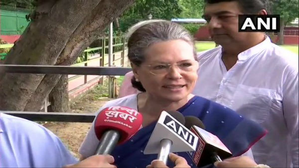 Rahul Gandhi And Sonia Gandhi Arrived For Cwc Meet Get Live Updates