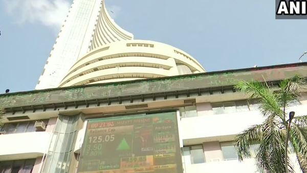 Share Market Update Sensex Up By 585 Points Thursday