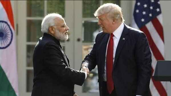 Pm Modi And Donald Trump Had Telephonic Conversation Today