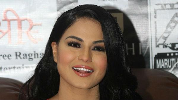 Veena Malik Shameless Tweet On Sushma Swaraj Death