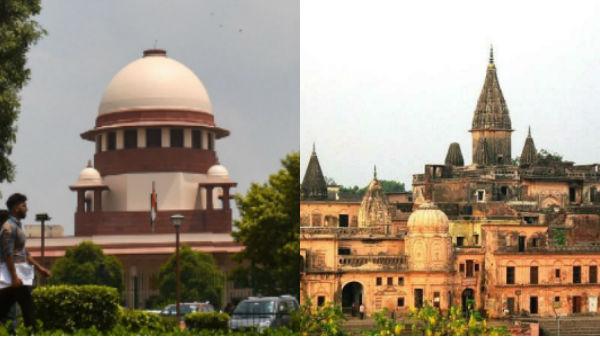 અયોધ્યા કેસઃ SCમાં વકીલ બોલ્યા- રામલલ્લા સગીર, સંપત્તિ પર કબ્જો ન કરી શકાય