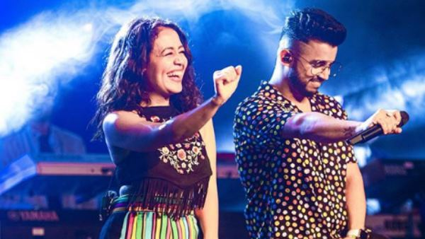 Neha Kakkar Writes Post On Ending Life After Affair Rumours