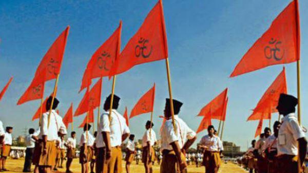 રાષ્ટ્ર ધ્વજ અને રાષ્ટ્રગીતનુ વિરોધી રહ્યુ છે RSS: કોંગ્રેસ સરકારના મંત્રી