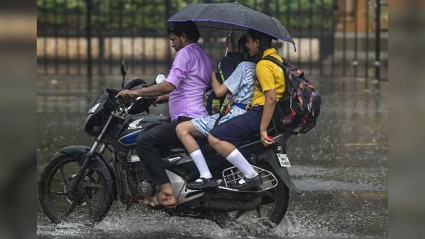 Imd Predicts Heavy Rains In Odisha Maharashtra And Gujarat