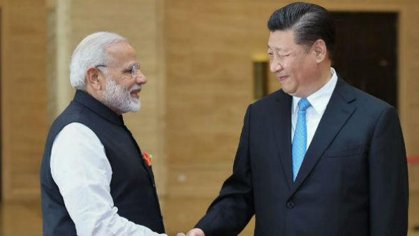 ભારતના પ્રવાસ પર ચીનના રાષ્ટ્રપતિ જિનપિંગ કાશ્મીર વિશે નહિ કરે કોઈ વાત