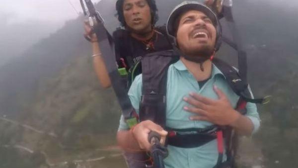 Meet The Vipin Sahu From The Viral Land Kara De Video