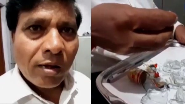 This Guy From Madhya Pradesh Has Been Eating Glass For 40 Years
