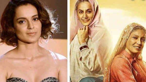 Saand Ki Aankh Controversy What Neena Gupta And Rangoli Chandel