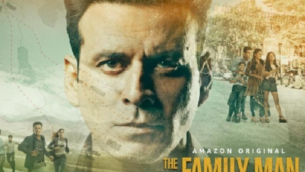 Manoj Bajpayee Starrer Web Series The Family Man Anti Nationl